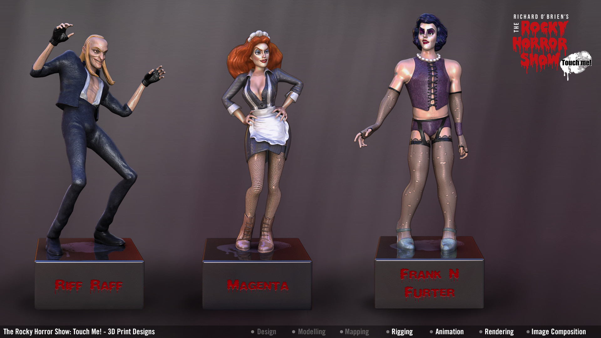 Nick Galaxy The Rocky Horror Show Touch Me