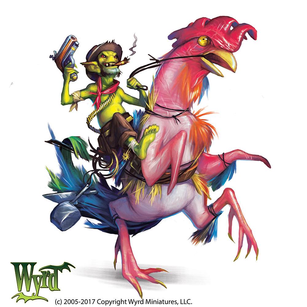 Alyssa menold bayoubash rooster