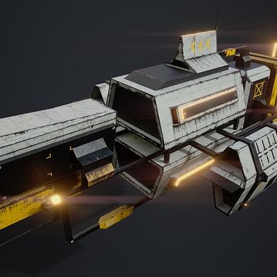Mate varga freighter 01 2