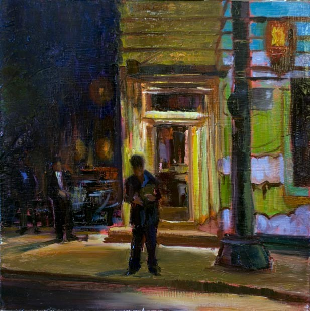 Stephen noble streetlights