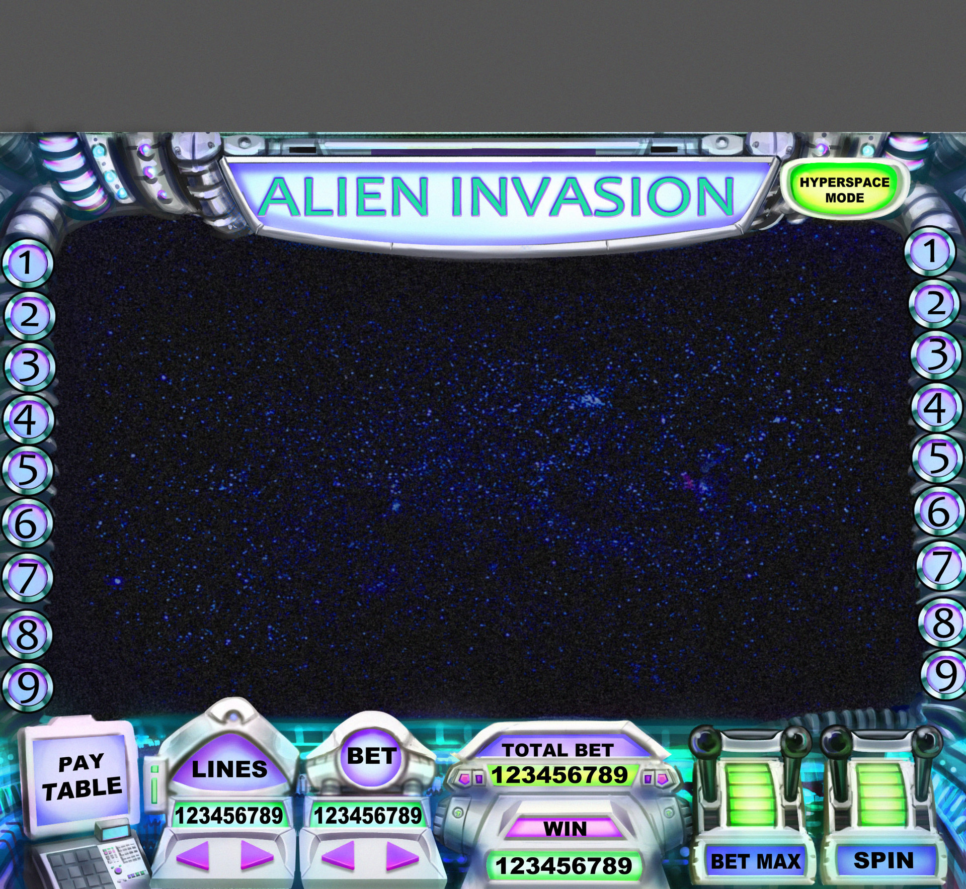 Stephen noble alieninvasionfinal2txt