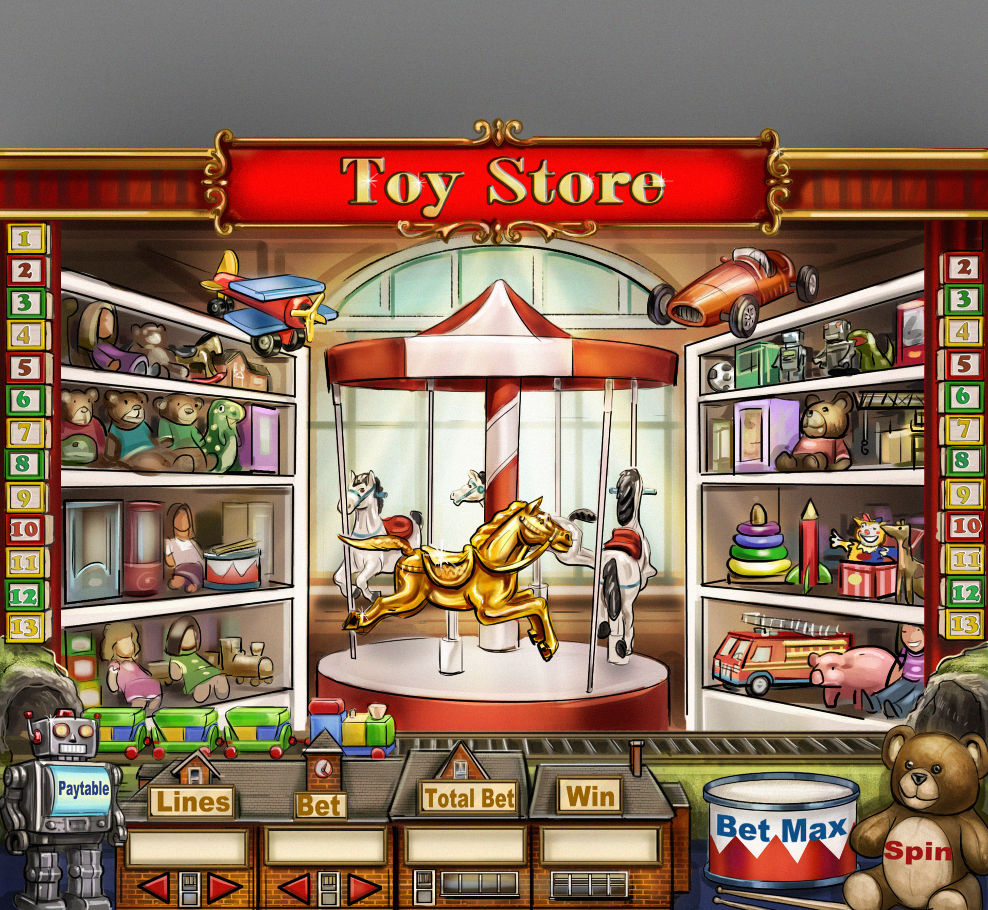 Stephen noble toystorestage2v2