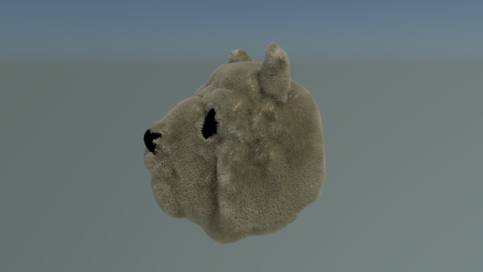 Wesley tang fluffy