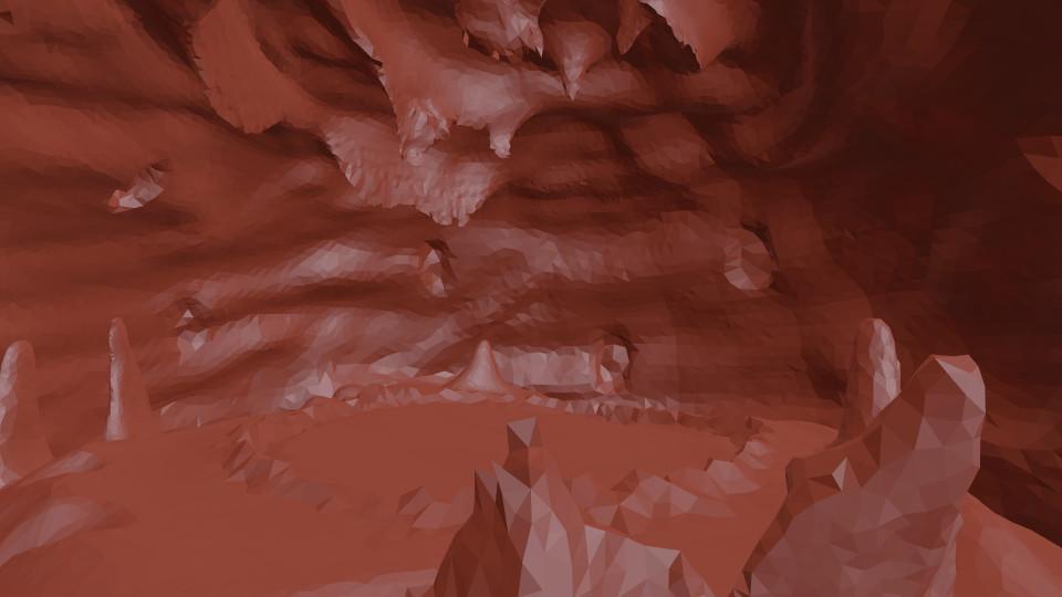 Wesley tang cave