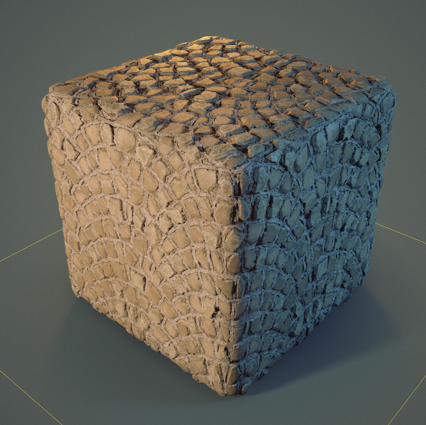 Cynicat pro substance sand bricks