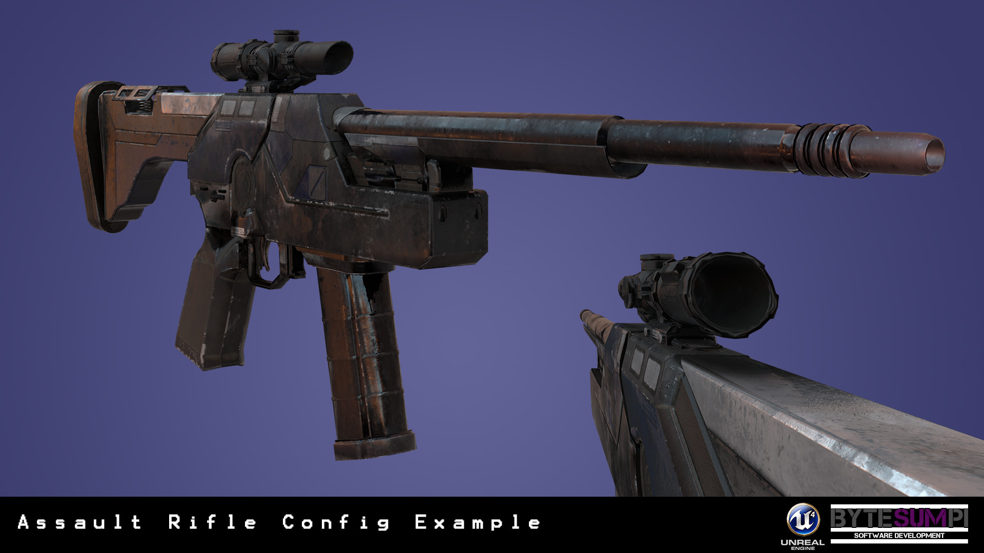Stuart Speirs - Modular Weapon System for Unreal Engine 4
