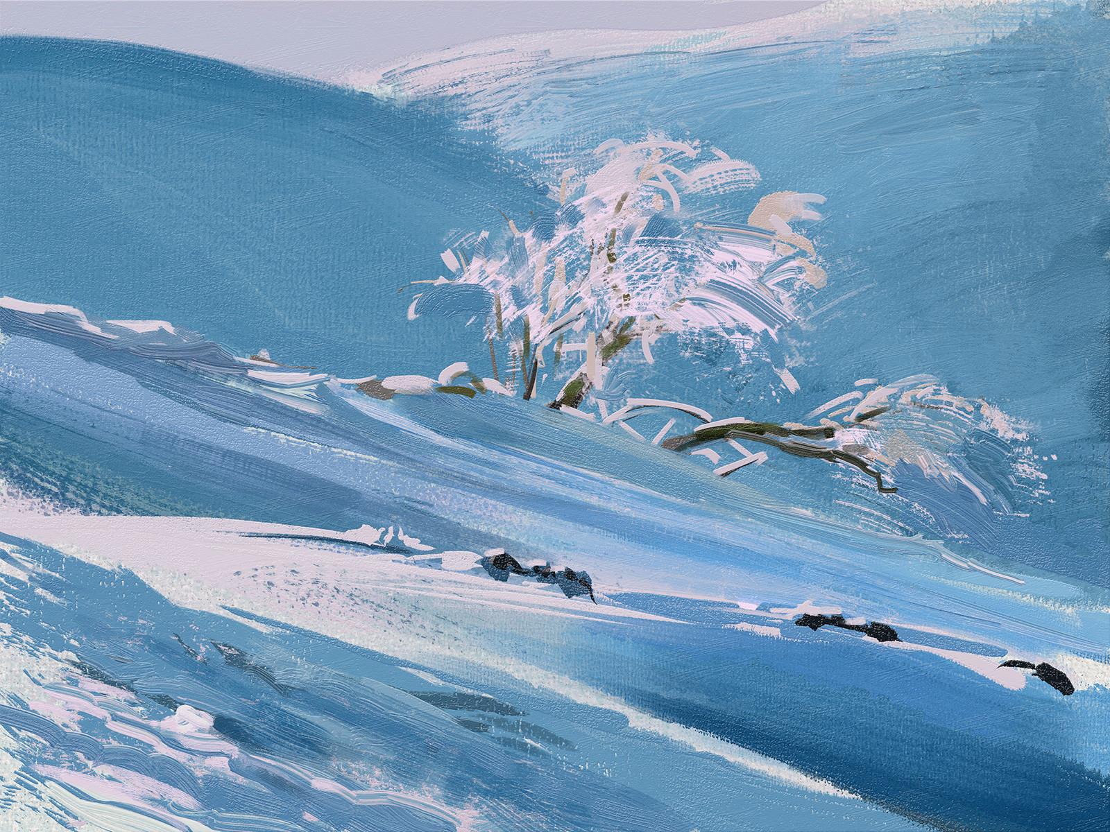 Tymoteusz chliszcz winter landscape 49 by chliszcz