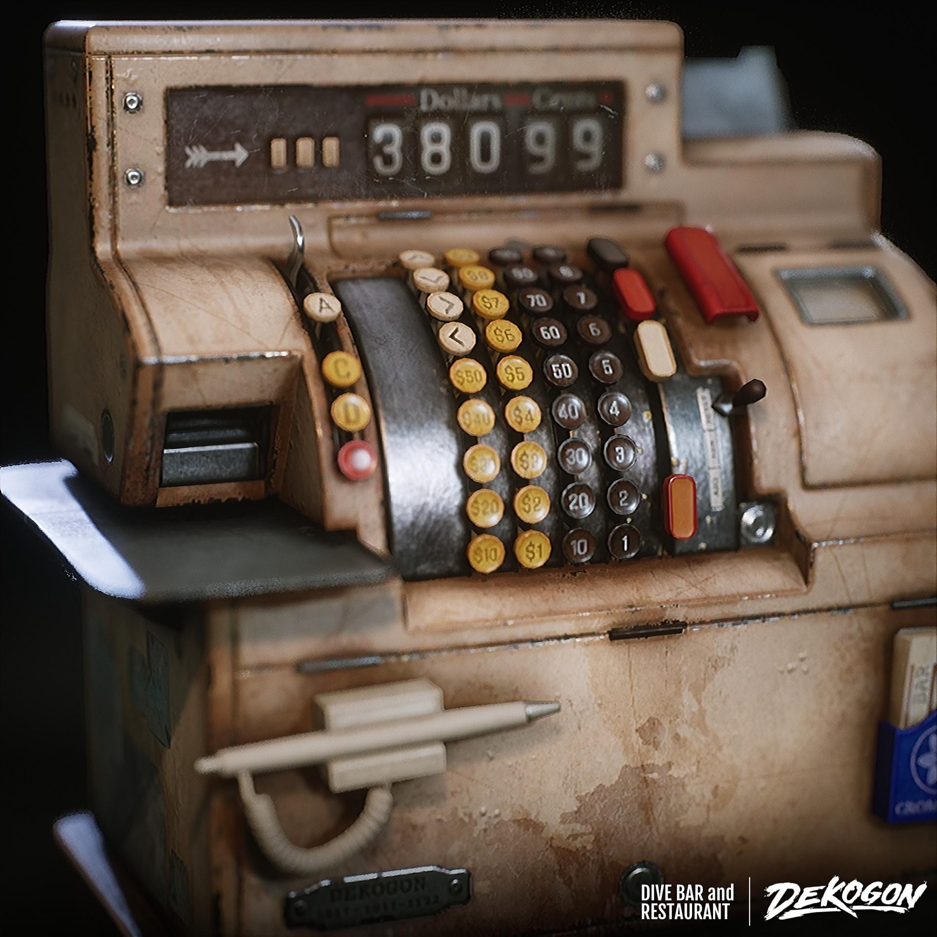 Wahyu nugraha cashregister 01 11