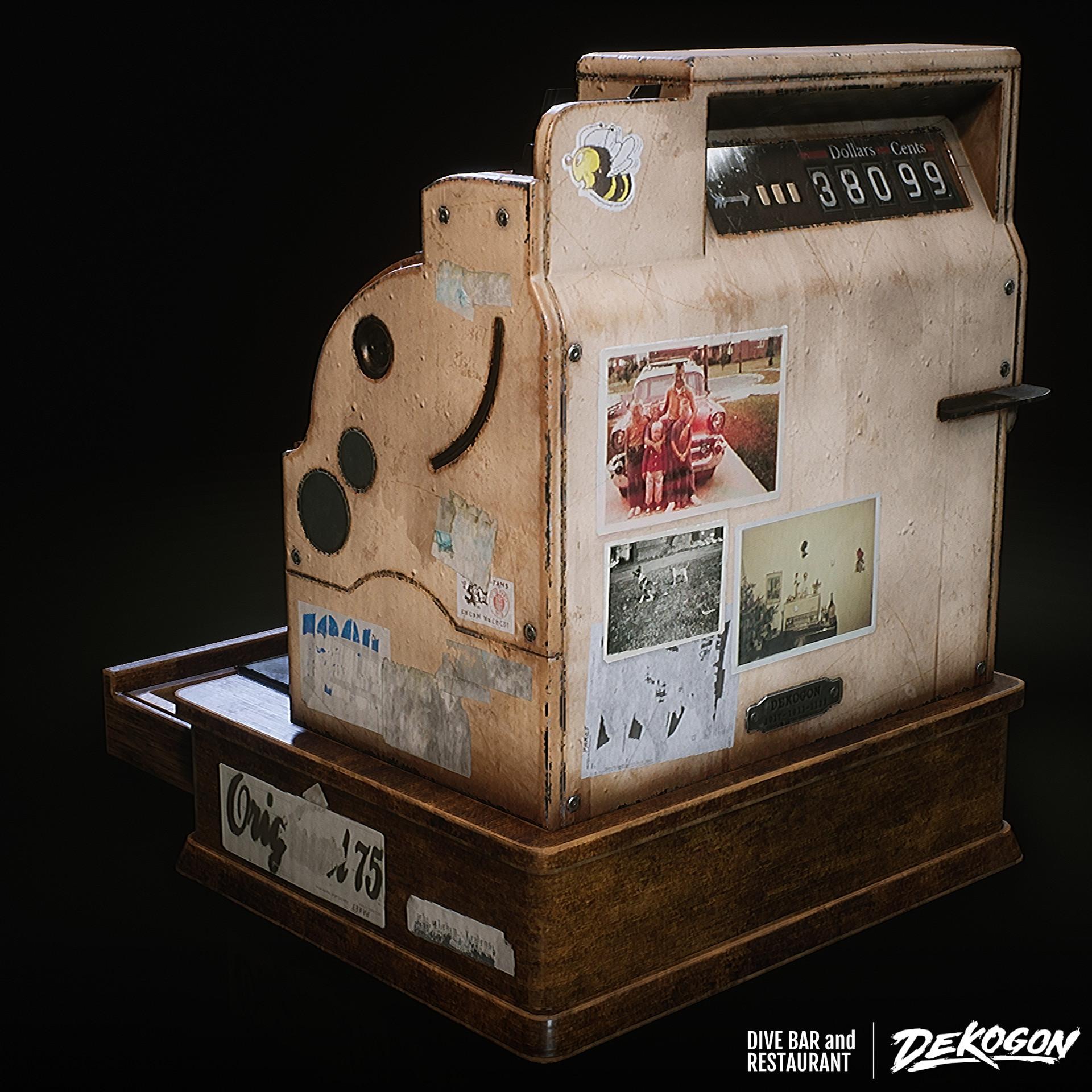 Wahyu nugraha cashregister 01 06