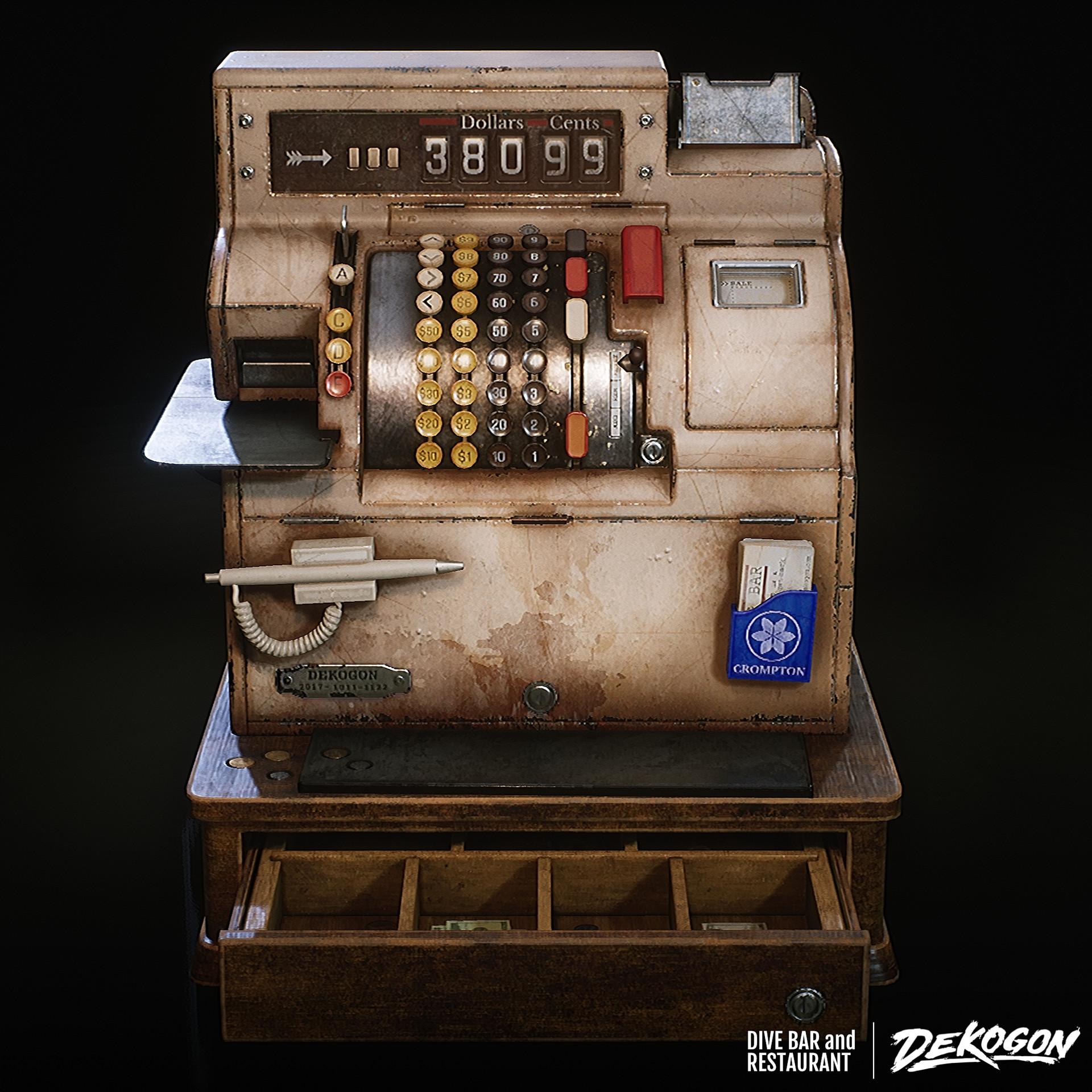 Wahyu nugraha cashregister 01 01