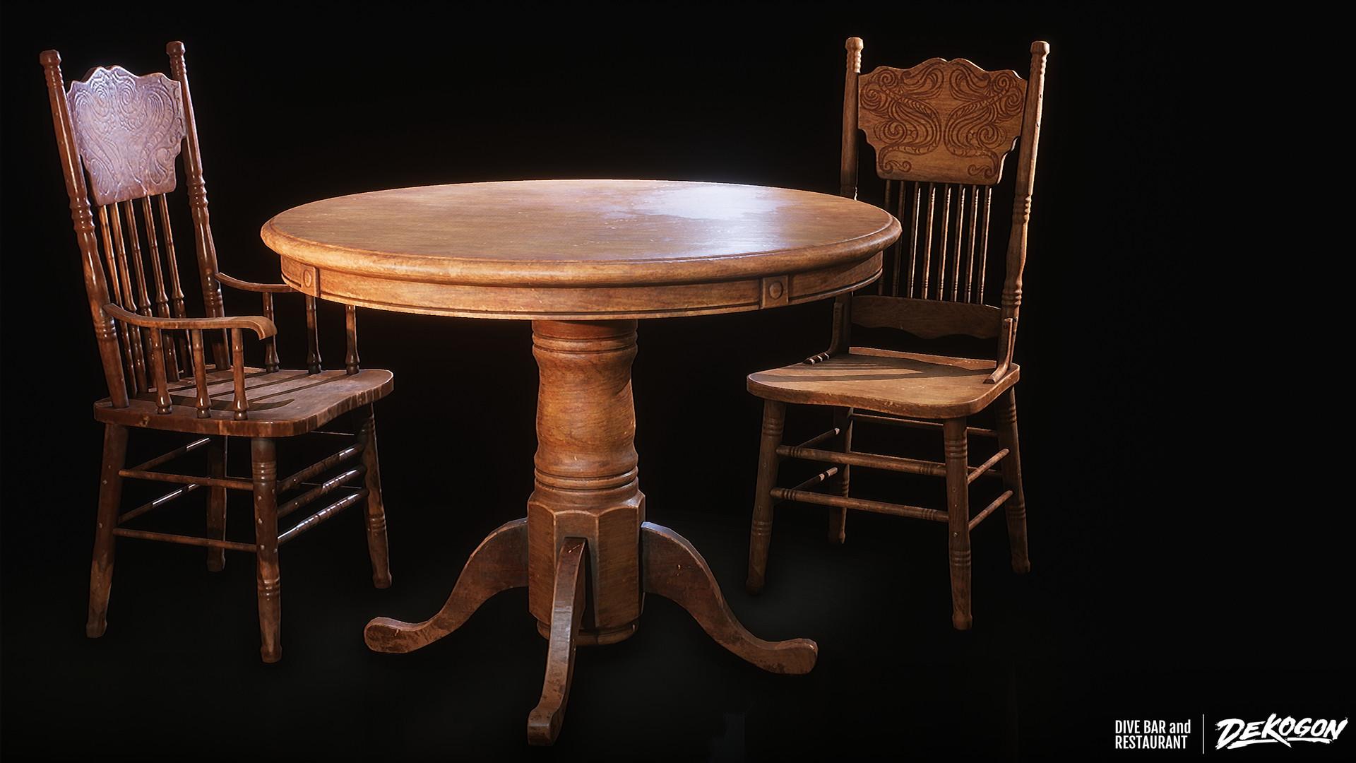 Wahyu nugraha woodentableandchairs 01 01