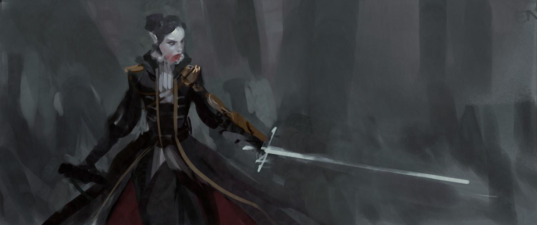 Benjamin ee vampire swordmaster