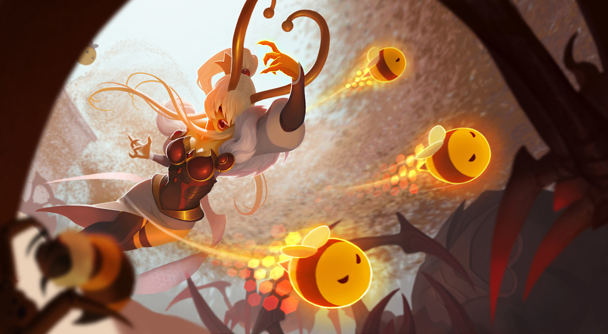 Queen Bee Syndra final