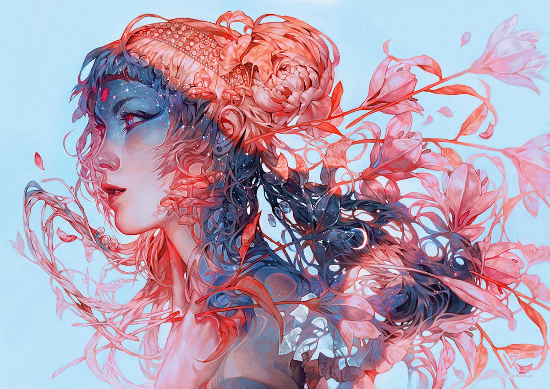 Valentina remenar mother nature by valentina remenar