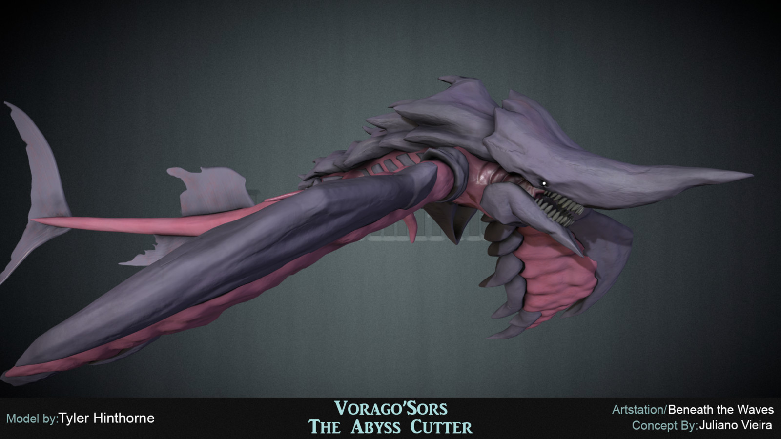 Vorago'Sors The Abyss Cutter - Beneath the Waves Challenge