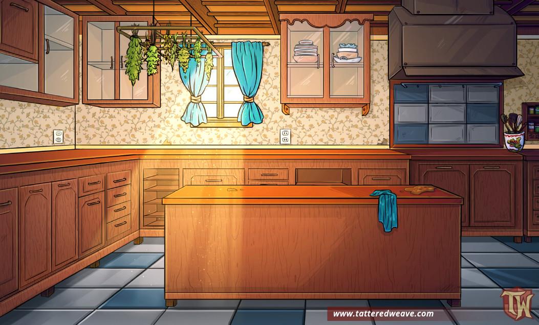 Final (Empty Kitchen)
