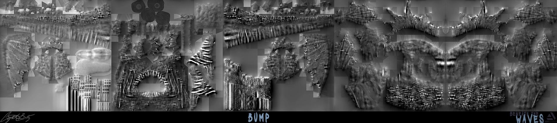 Crystal bretz texturemaps b