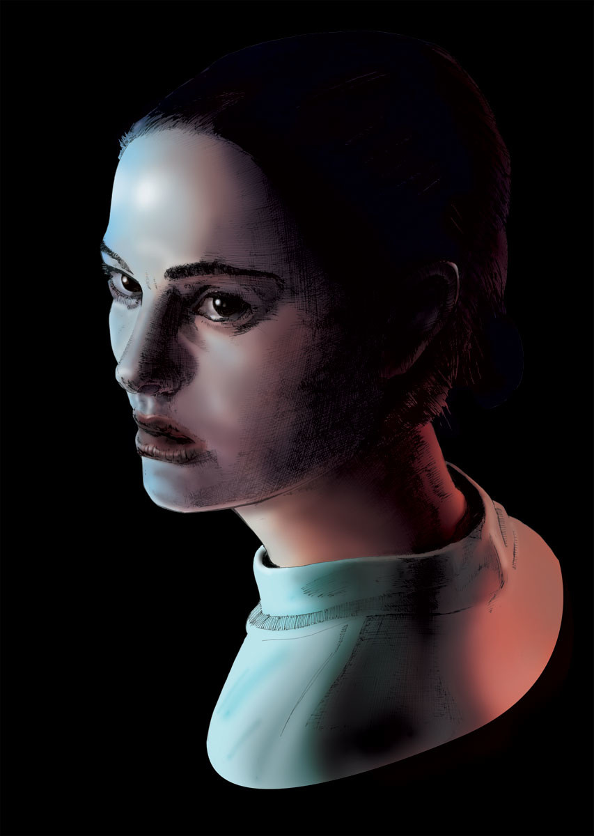 Mark maxwell padme 300 color