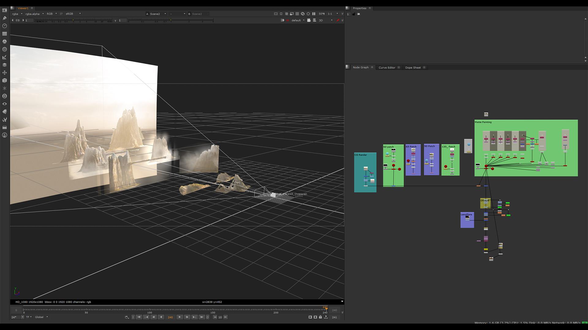 ArtStation - Projection Practice, Mike Johnson