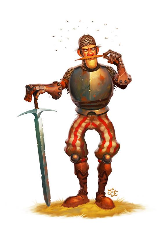 Jonatan iversen ejve filthy knight10