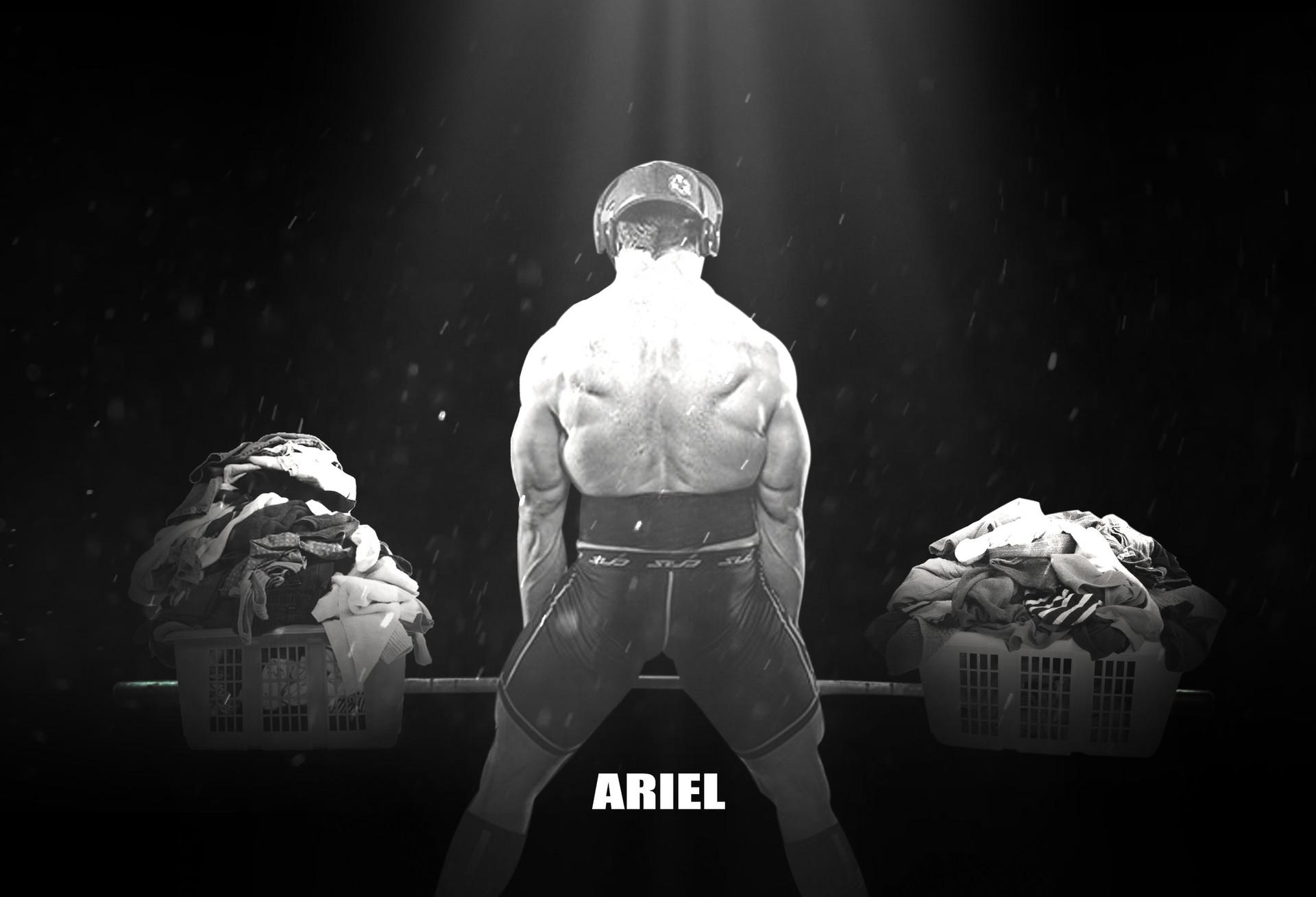 ArtStation - ARIEL (LAUNDRY DETERGENT) CONCEPT AD, Juan