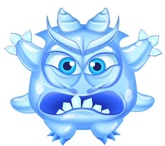 Kevuru games monstr ice attack