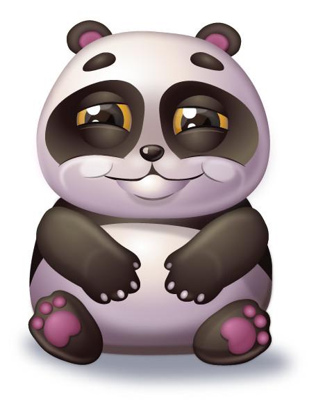 Kevuru games panda emotions chawing1