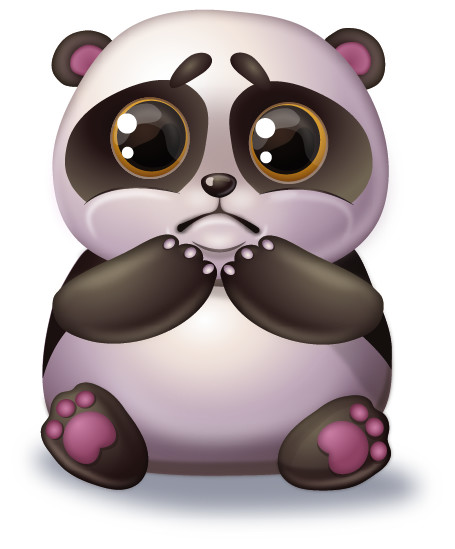 Kevuru games panda emotions hungry
