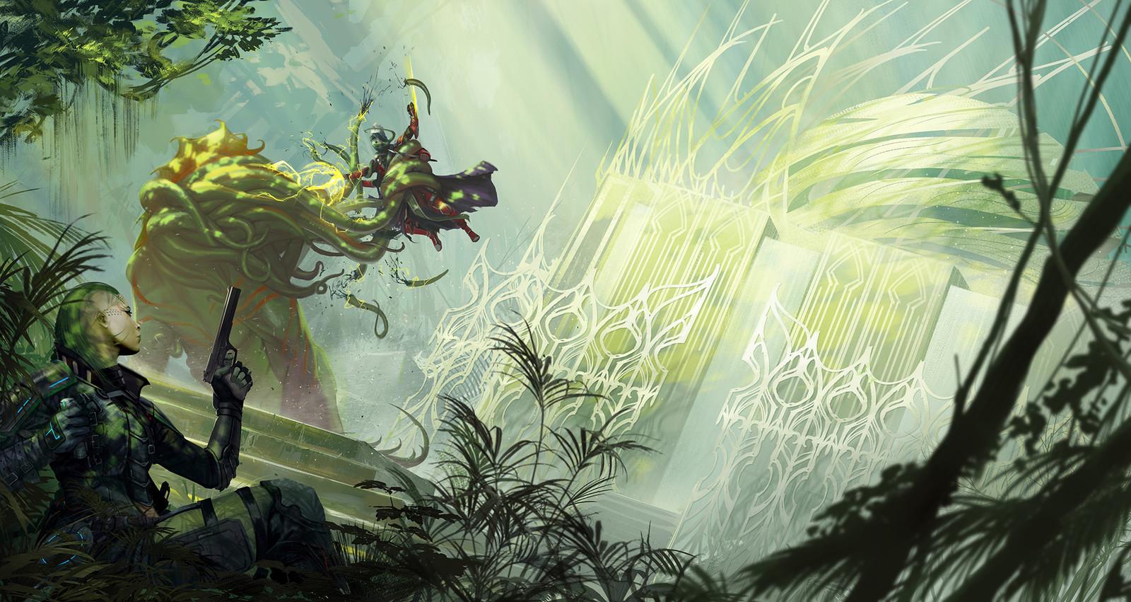 Dead Suns - Adventure path 02 - Starfinder
