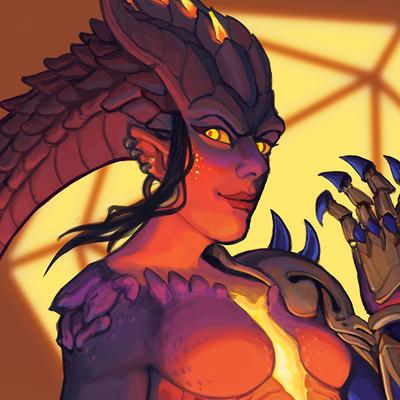 Debora moreira symmetra demon