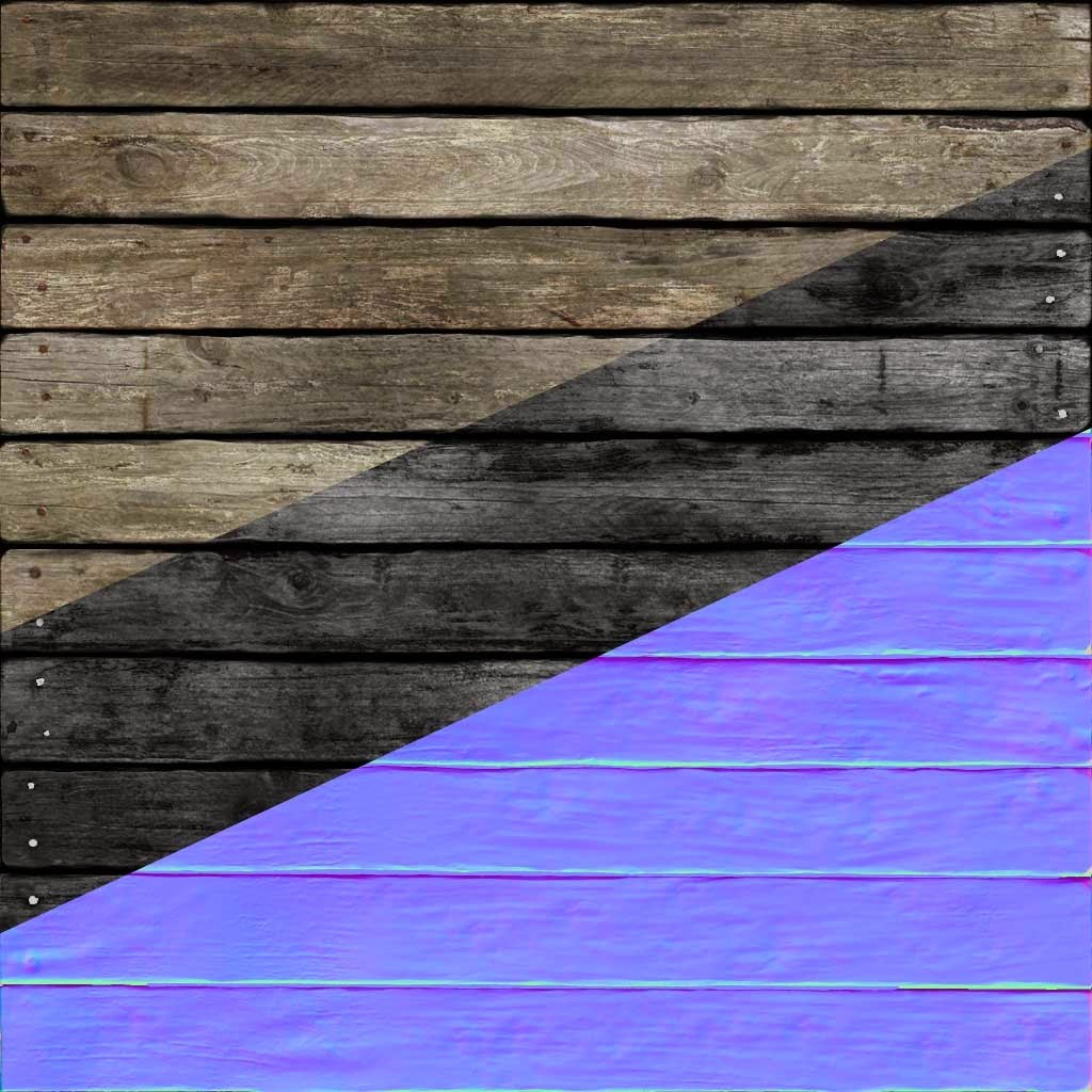 Mark maxwell woodplanks composite