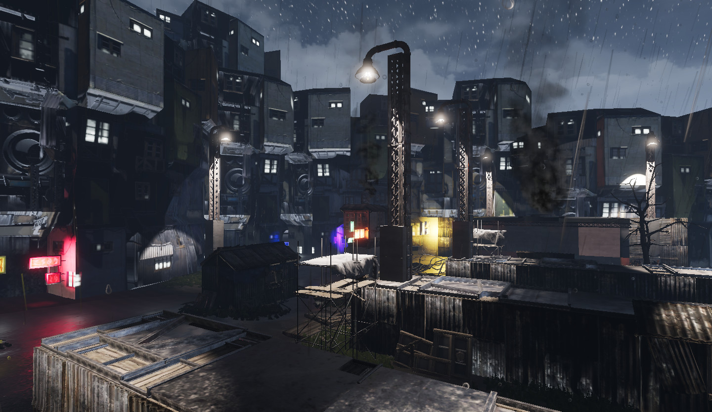 ArtStation - Unreal Engine 4, Kevin Bush