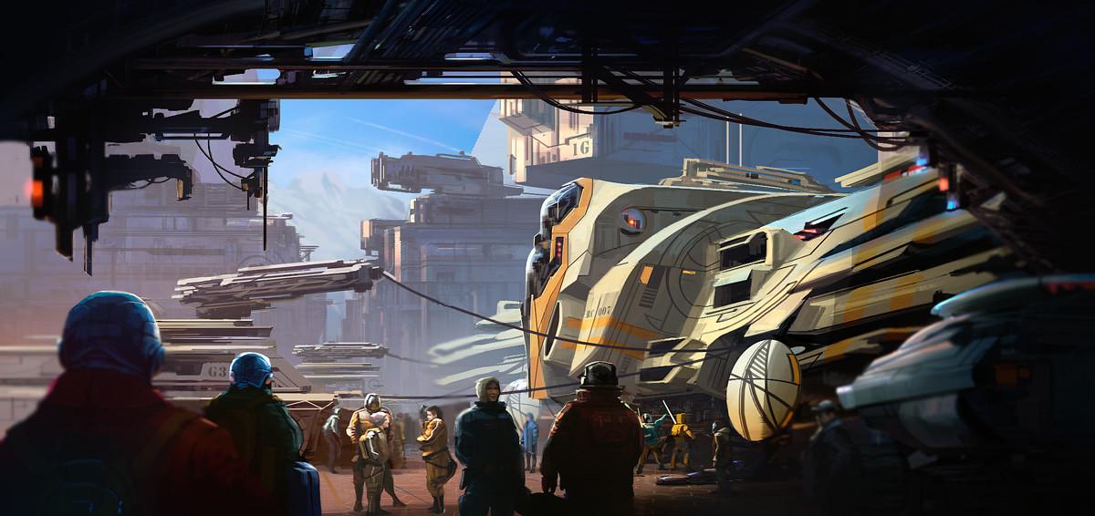 Human Spaceport