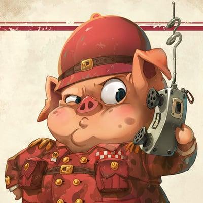 Xaxaxa xaxaxa general cochon