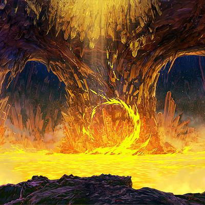 Arseniy chebynkin volcano pixiv