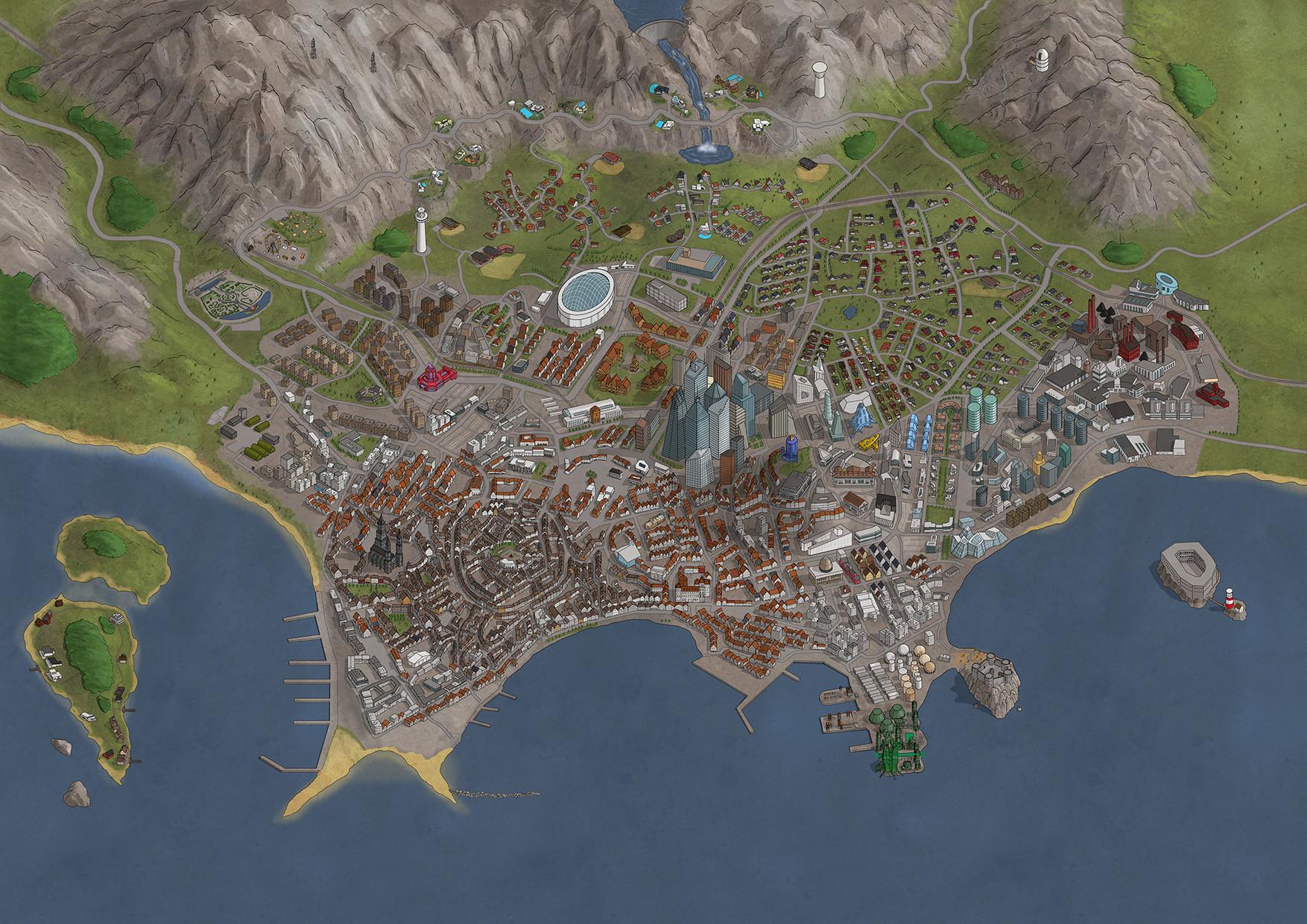 Jorvik City