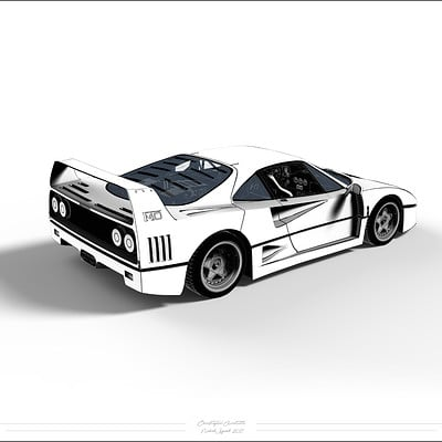 Chris amatulli f40