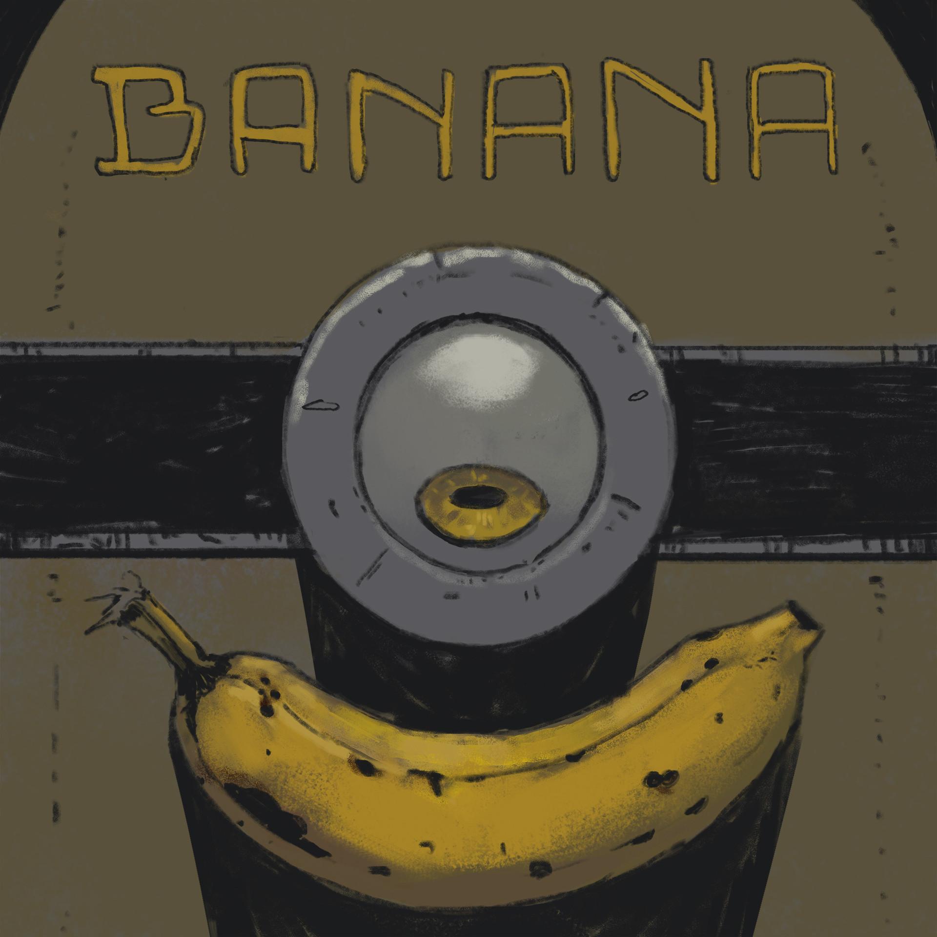 Michael loos banana