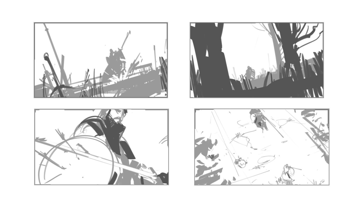 Richard anderson flaptraps art page layouts 02