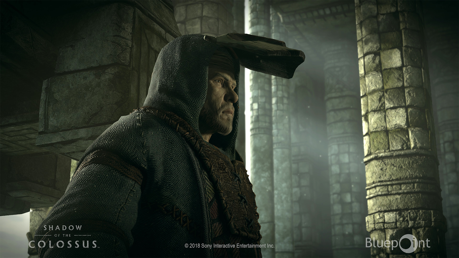 ArtStation - Shadow of the Colossus Ending Cinematic