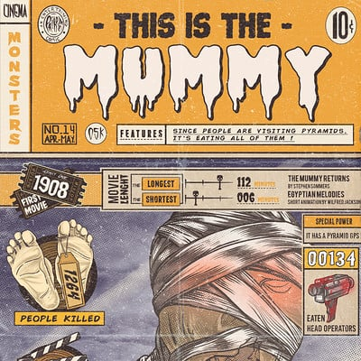 Pierre marie paiheme mummy 0