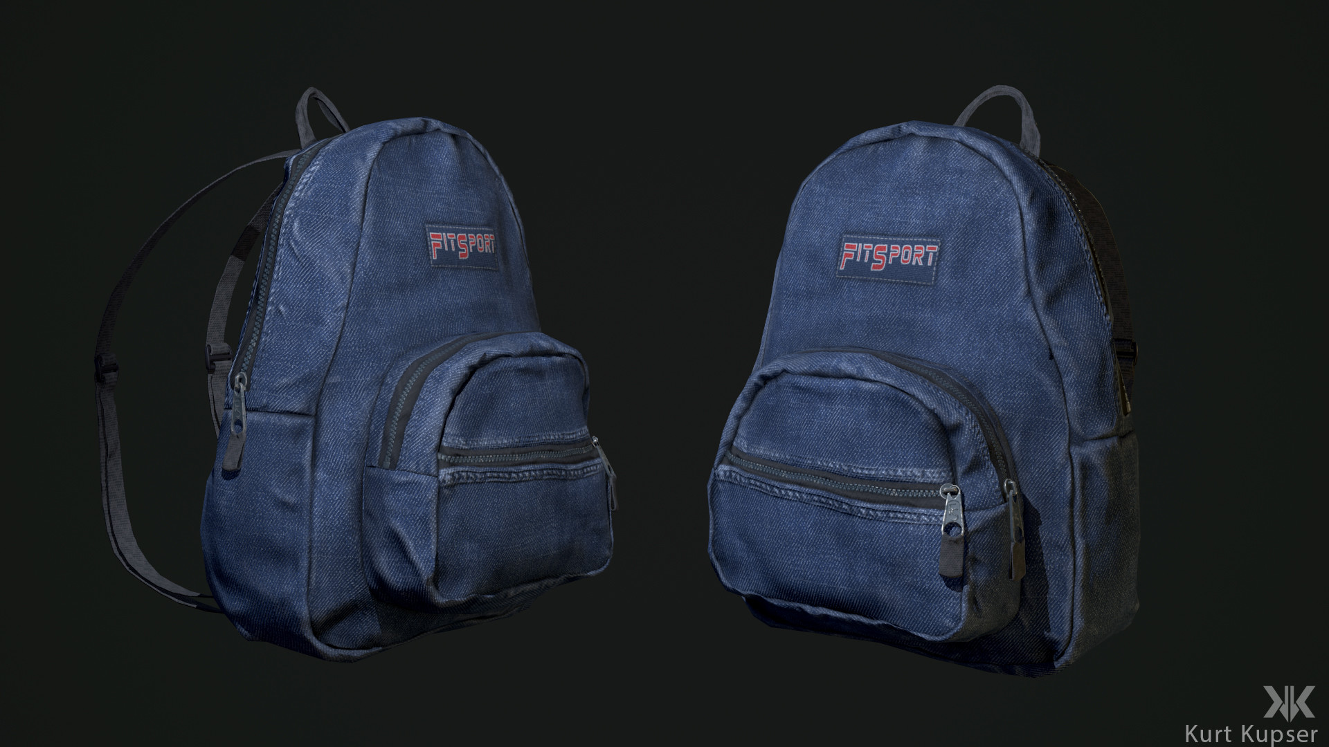 Kurt kupser backpack 01