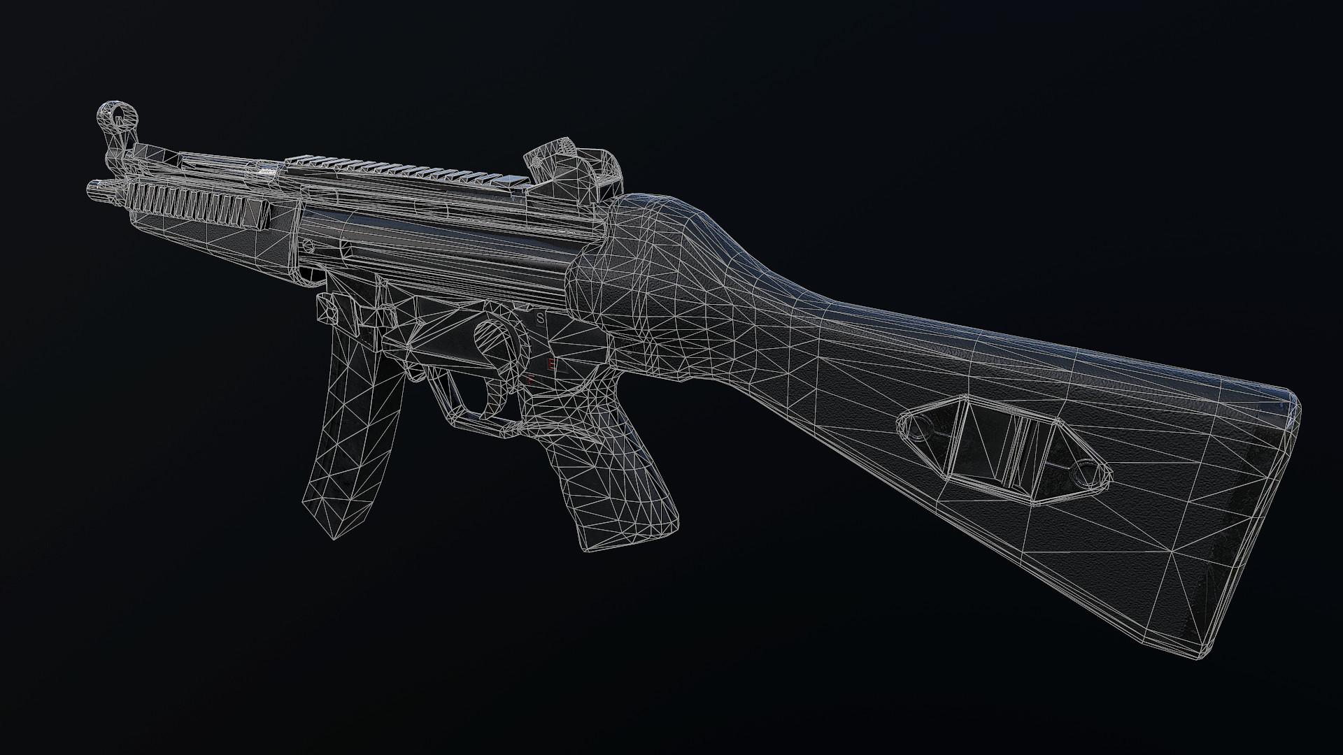 MP5 Wire