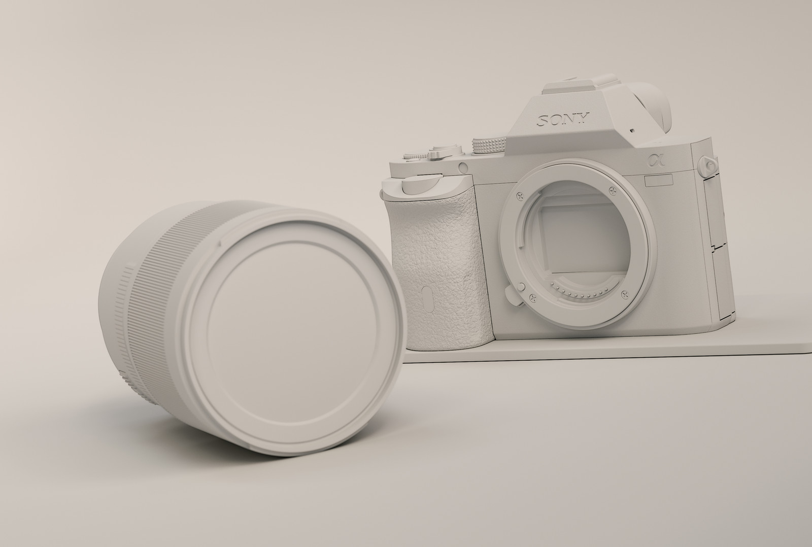 DSLR Camera Sony A7