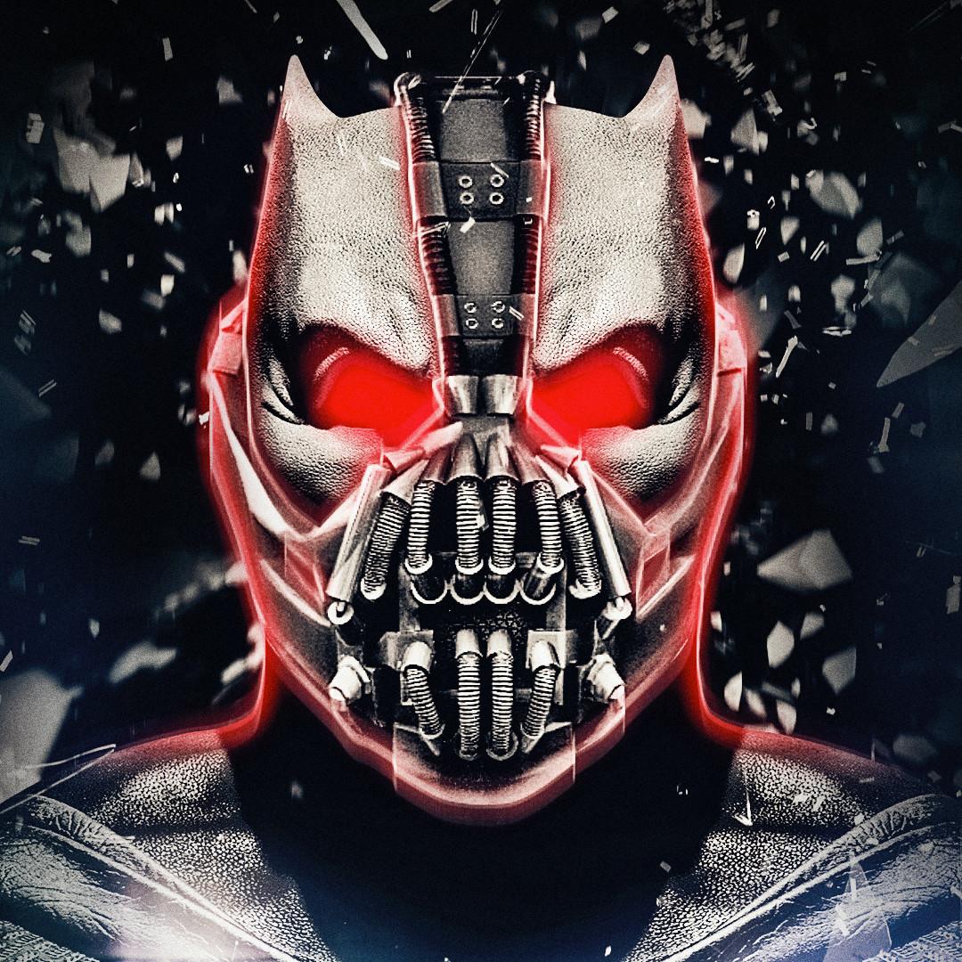 Batman x Bane