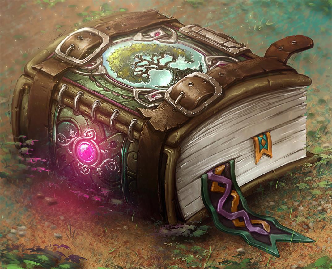 Yaron granot spellbook 15