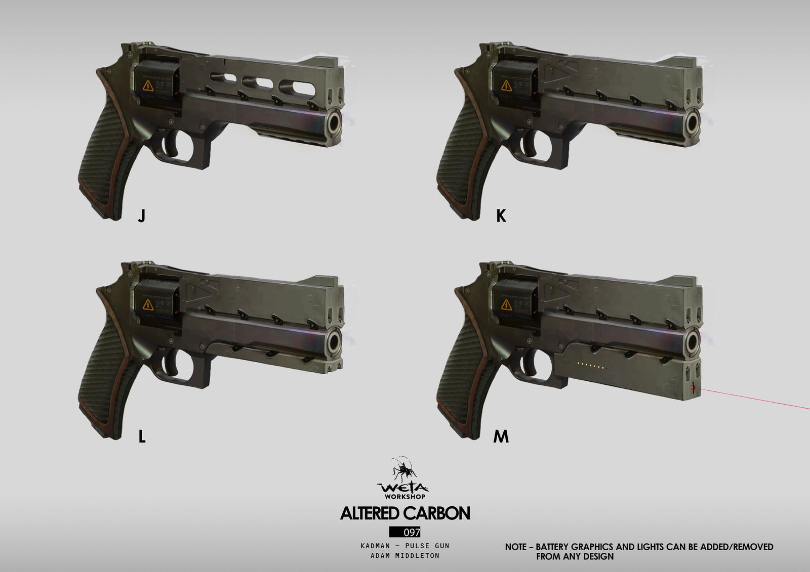 Kovacs' Revolver