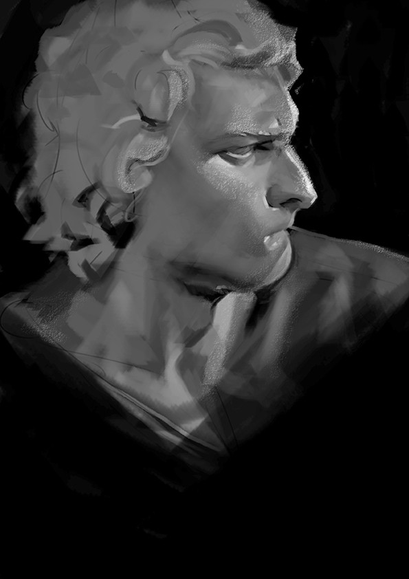 Study of Berninis David