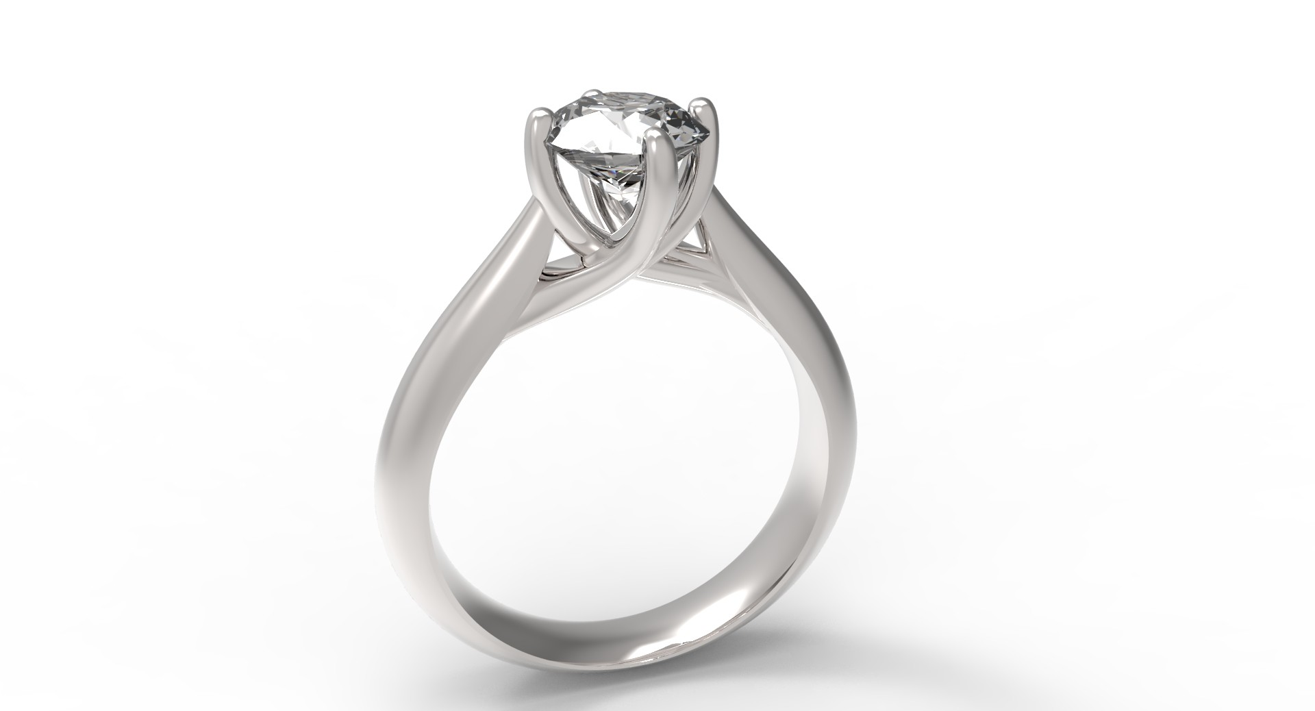 is with shapeways rings printed diamond done hdr ring engagement forum wedding t