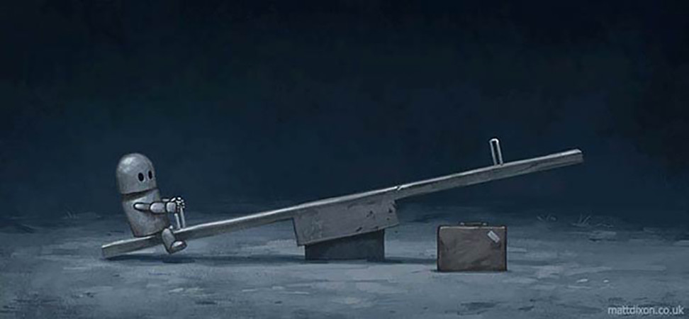 Geoffrey couppey matt dixon robot illustration 14